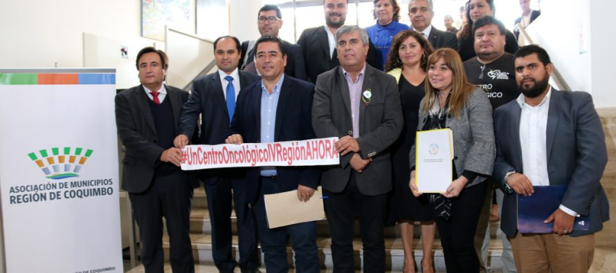 Alcaldes de la región acuerdan financiamiento para proyecto bus para niñas y niños oncológicos