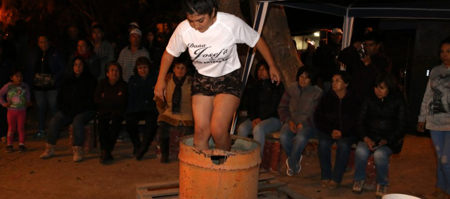 Exitosa versión de la Fiesta de la Vendimia se vivió en la localidad de El Tambo