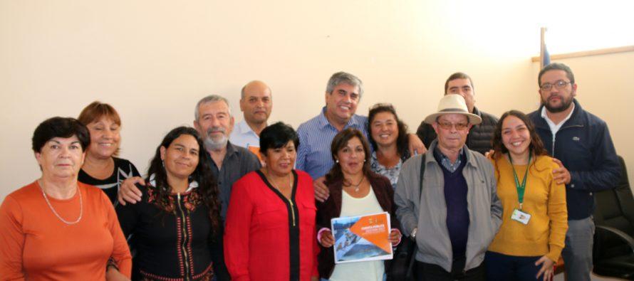 Alcalde de Vicuña da a conocer Cuenta Pública de Gestión 2017 al COSOC