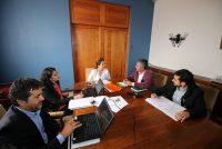Comprometen  ejecución de proyectos emblemáticos para el desarrollo de Vicuña