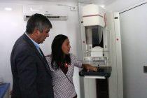 78 mujeres serán beneficiadas con un examen de mamografía gratuita en Vicuña