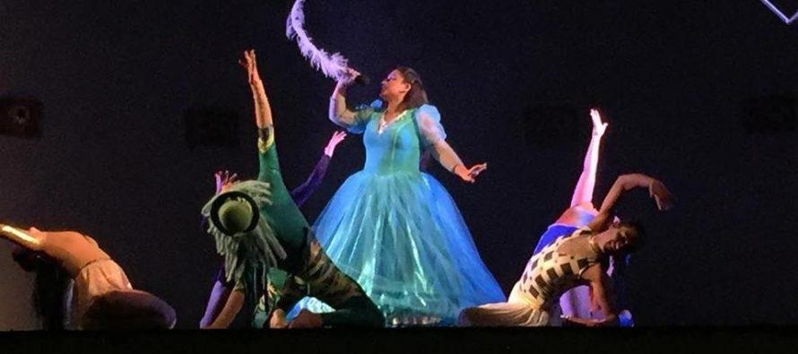 Danza, canto y acrobacia en Vicuña puso fin a la circulación de abril de Movilizarte