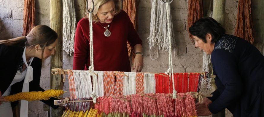 Artesanas de Chapilca proyectan su producción hacia todo el país
