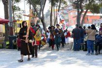 Con recreación histórica celebran Día del Patrimonio en Altovalsol