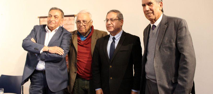 Reconocidos autores regionales presentaron nuevo libro en el Museo Gabriela Mistral de Vicuña