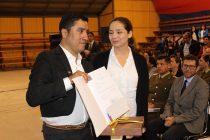 Destacan la presencia de autoridades regionales en Cuenta Pública de Paihuano
