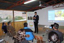 Tierra y Valle de los Niños inician proyecto medioambiental en Pisco Elqui