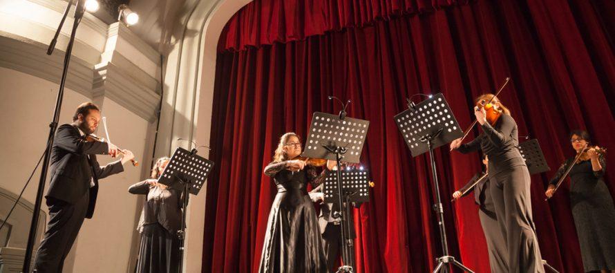 Habitantes de la Provincia de Elqui disfrutaron de un inolvidable viaje musical por el periodo barroco