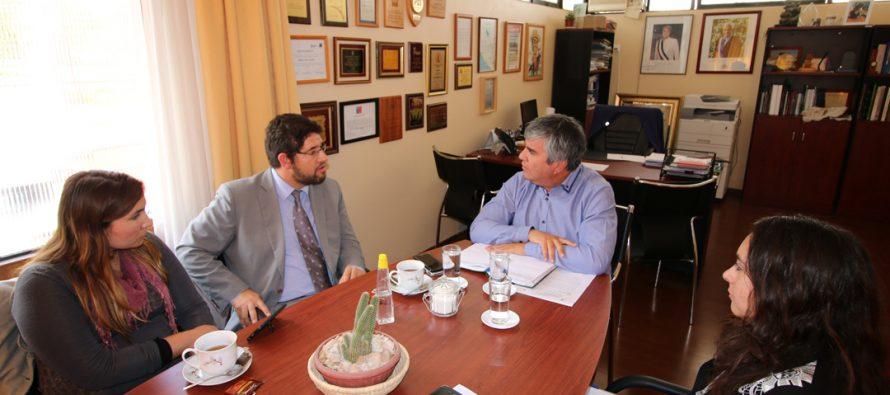 Buscan soluciones a propiedades fiscales entre municipio y Ministerio de Bienes Nacionales