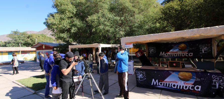 Reafirman que Vicuña será un lugar privilegiado para observar el eclipse total de sol en 2019
