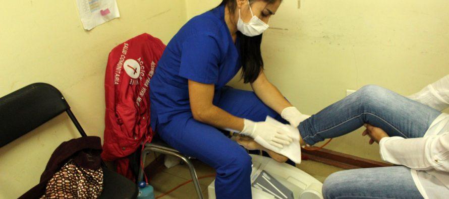 Más de 800 vicuñenses participaron de operativos a bajo costo de densitometría ósea