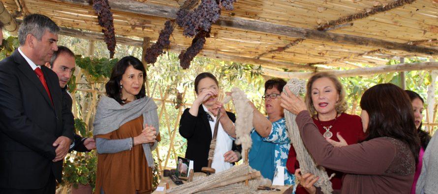 Artesanas de Chapilca pretenden potenciar su producción a nivel nacional