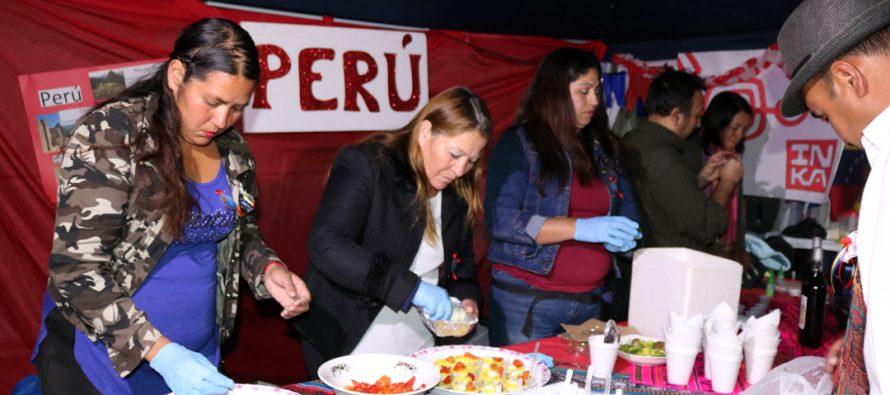Colegio Ceia Paihuen de Vicuña conmemoró el 21 de mayo con un enfoque latinoamericanista