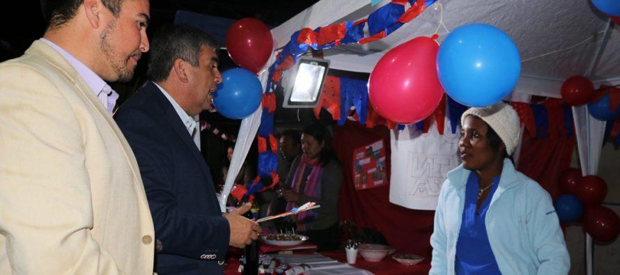 Conmemorarán el Día de Haití y homenaje a su bandera en plaza Gabriela Mistral de Vicuña