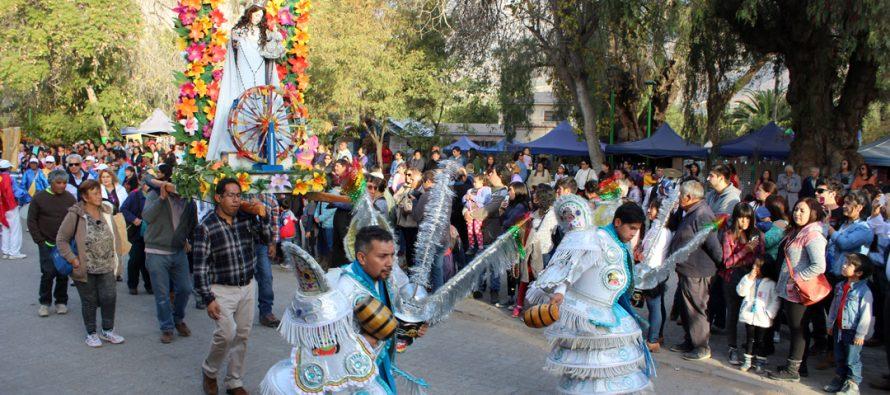 Comunidad de San Isidro celebró su fiesta patronal