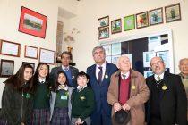 Escuela Lucila Godoy conmemoró su aniversario 175 con la apertura de un nuevo museo