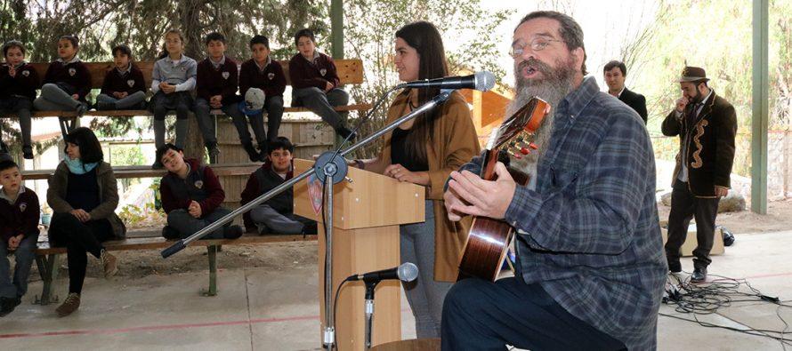 Escuela Juan Torres Martínez de Diaguitas celebró el Día del Patrimonio Cultural