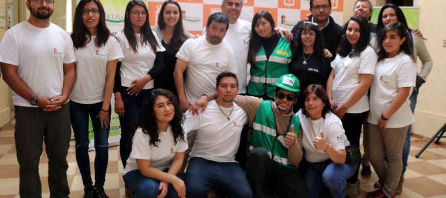 Impulsan el voluntariado en Vicuña en diversas áreas de servicio