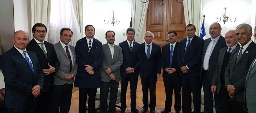 Diputados de la Región de Coquimbo y Gobernador de San Juan piden al Gobierno de Chile concretar licitación de Túnel de Agua Negra