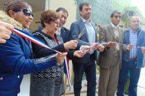 Colegio Edmundo Vidal Cárdenas inaugura sala para estudiantes de 2° medio