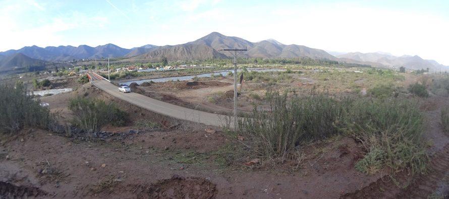 Municipio de La Serena realiza trabajos preventivos por posibles lluvias