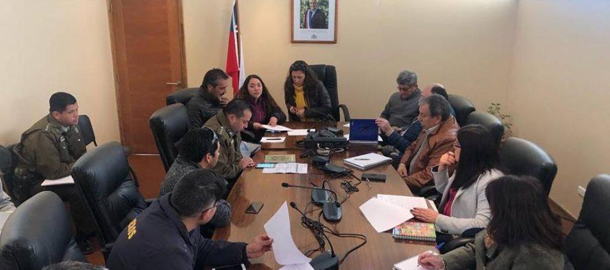 Municipio de Vicuña realiza trabajos y acciones preventivas por lluvias de este fin de semana