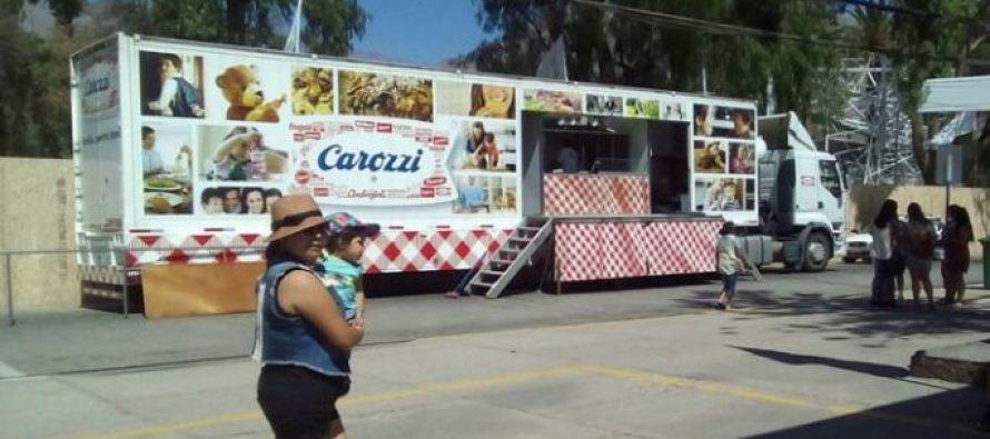 Invitan a participar de tallarinata Carozzi desde las 18:00 hrs. en frontis del Municipio de Vicuña