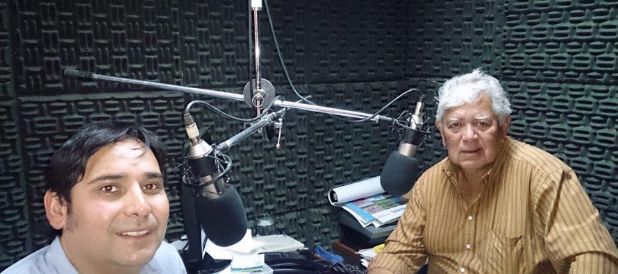 """Mundo radial de duelo: fallece Humberto """"Cato"""" Vásquez ex director de radio Cuna del Sol de Paihuano"""