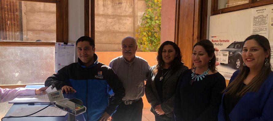 Paihuano concreta la creación de la Corporación de Turismo