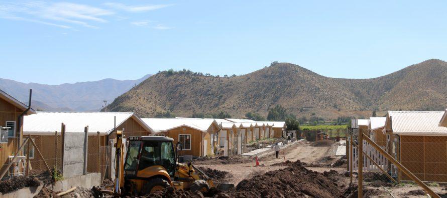 En la última etapa de revisión se encuentran las viviendas del proyecto inmobiliario de La Viñita