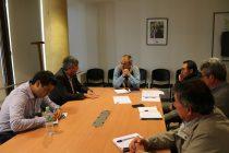 Buscan solución a encausamiento de quebradas en reunión de DOH y municipalidad de Vicuña