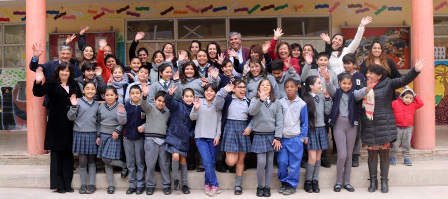 Colegio Joaquín Vicuña logra el puntaje más alto de la comuna en el SIMCE de Lenguaje