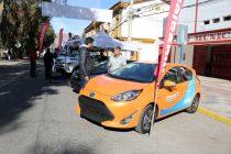 Tres empresas automotrices dieron vida a una exhibición de vehículos 0 km en Vicuña