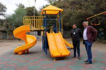 Instalarán nuevos juegos infantiles en 7 localidades de Vicuña