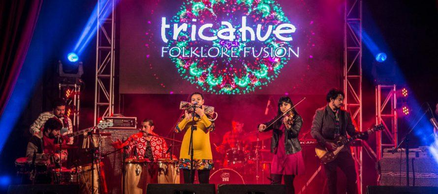 La música fue la tónica de un nuevo evento del proyecto Movilizarte en Vicuña