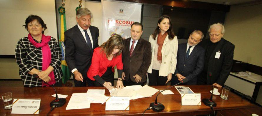 En Porto Alegre ratifican integración política con miras al Corredor Bioceánico Central