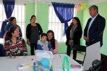 Alfombras y otras creaciones en lana realizarán las mujeres en población Antakari de Vicuña