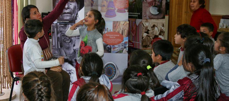 """Fundación Artesanías de Chile realiza """"Semana Educativa de Chapilca"""" en Diaguitas"""