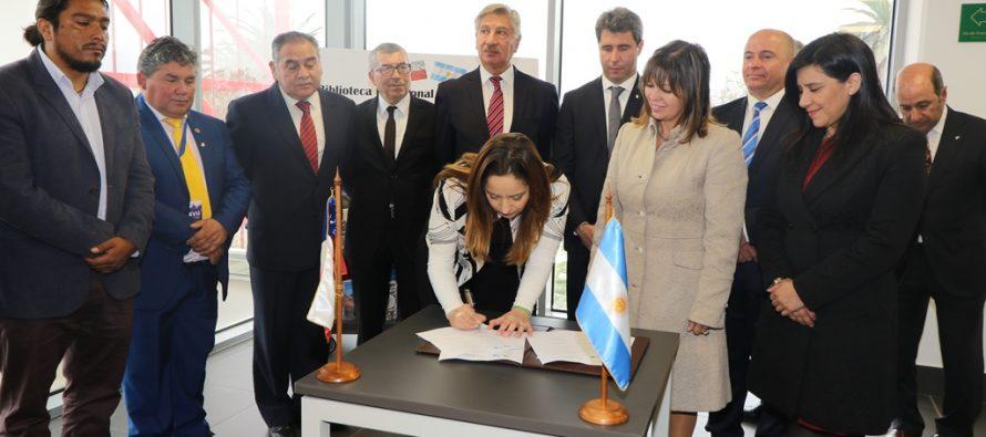 Región de Coquimbo y Provincia de San Juan renuevan su compromiso por llevar adelante el Túnel Agua Negra
