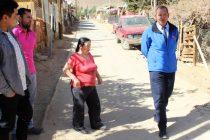 Autoridad Sanitaria constata en terreno situación de vecinos de Horcón