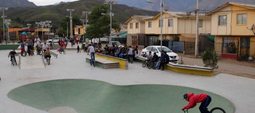 Este fin de semana se realiza tercera versión de torneo de BMX en Vicuña