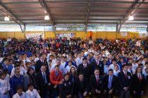 Torneo nacional de Judo convoca a más de 600 participantes de todo Chile en Paihuano