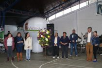 Cientos de adultos mayores fueron parte de la Fiesta de Invierno en Vicuña
