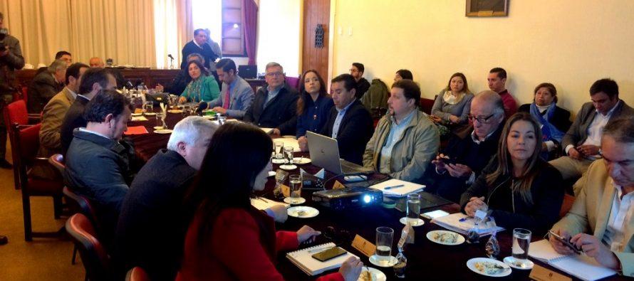 Municipio de La Serena expone cifras del Fondo Común Municipal a Intendenta y parlamentarios de la Región de Coquimbo
