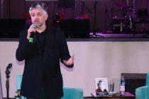 Con exitosa presentación de Jorge Baradit se dio el vamos a la 3° Feria del Libro de Vicuña