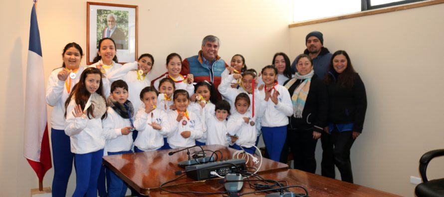 Deportistas elquinas ganaron 23 medallas en Campeonato Nacional de Patinaje