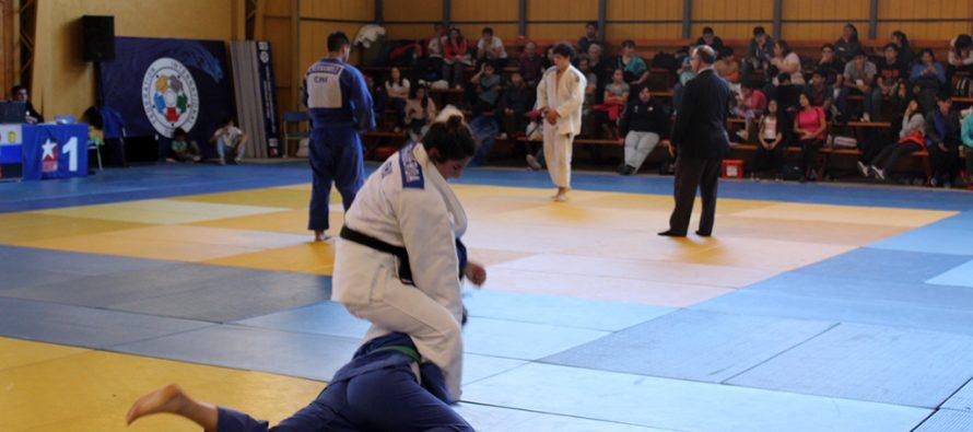 Campeonato Nacional de Judo congregó a más de 700 deportistas en Paihuano