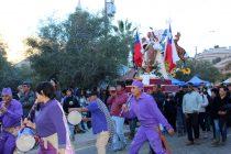 Montegrande celebró fiesta de la Virgen del Carmen con gran multitud de fieles y bailes religiosos
