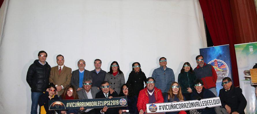 Comienza cuenta regresiva para el eclipse total de sol en la comuna de Vicuña