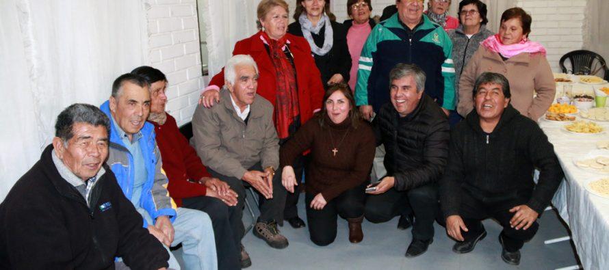 Juntas de vecinos de población Tocopilla y localidad de La Campana celebran su aniversario